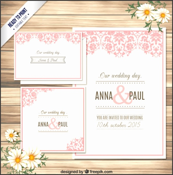 ornamental wedding invitation card 23