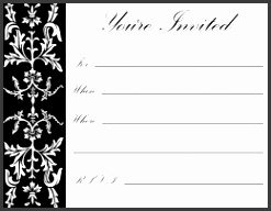 Free Printable Birthday Party Invitations Templates To Make Your Awesome Party Invitations Unique And Creative 20