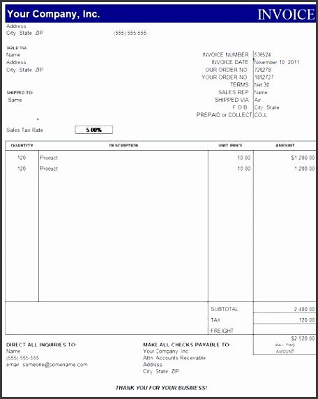 invoice example template excel invoice templates paper invoice template