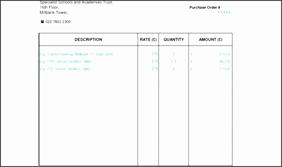 consultant invoice template by tablet desktop original size back to monthly invoice template free contractor