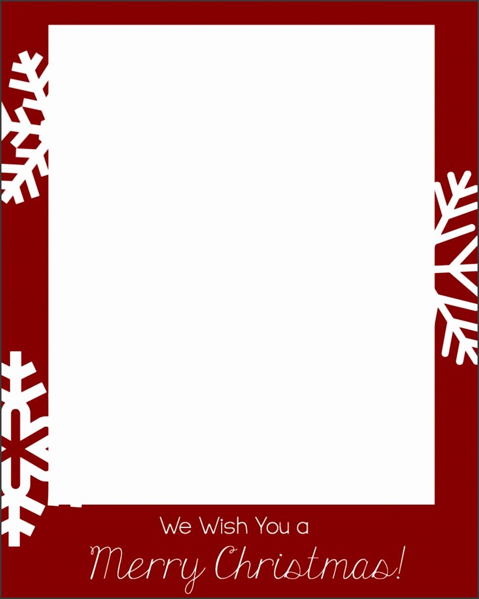 Christmas Card Templates Free Print At Home Gift Printable Kids Printableprintable