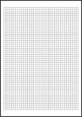 squared graph paper large