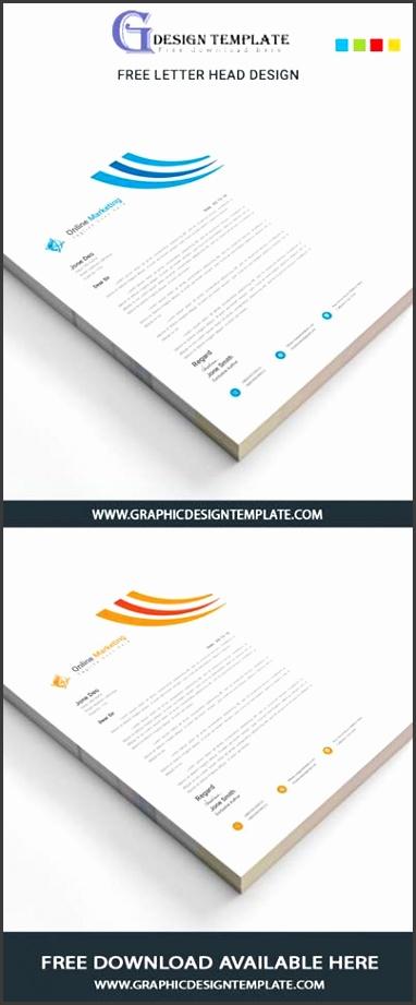 free letterhead templates