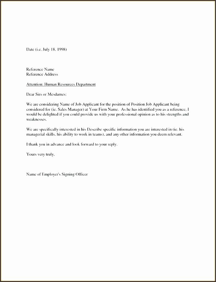sample of employee re mendation letter sample re mendation letter from employer appeal letters reference template for employee
