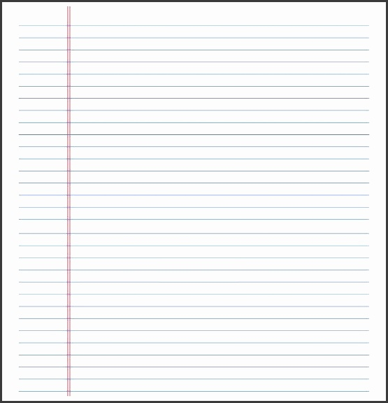 Lined Paper Template 12 Download Free Documents In Pdf Word within Lined Paper