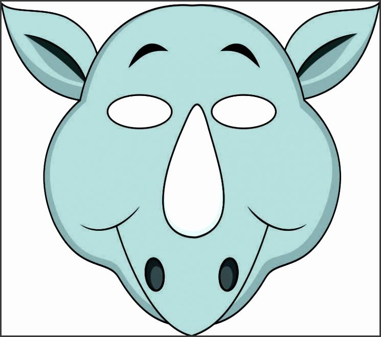 9 Lion Mask Template Kids - SampleTemplatess ...