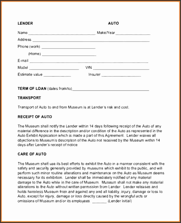 take over car payment contract template Car Loan