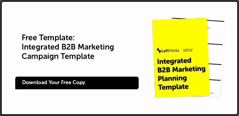 Outbound Marketing Planning Template Download