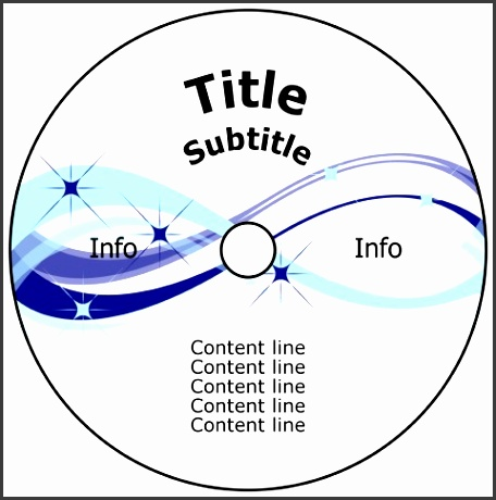 dvd label templates