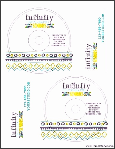 Memorex CD Label Template shop