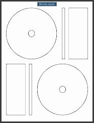 Amazon 200 Cd Dvd Labels Blank Labels Brand Fits Memorex