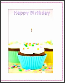 use microsoft office to make your own birthday cards goodtoknow