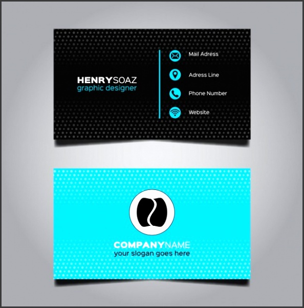 Full Size of Templates lovely Modern Style Abstract Business Cards With Amazing Quote Hd Size