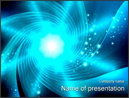 Meteor Shower PowerPoint Templates