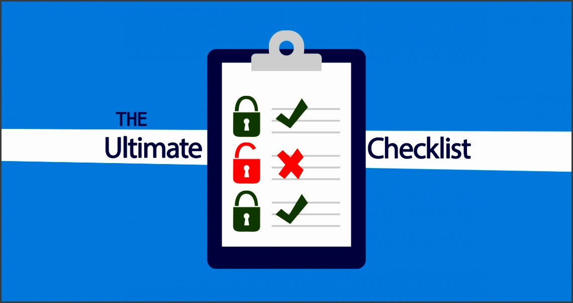 J003 Content The Ultimate Network Security Checklist Redux LK