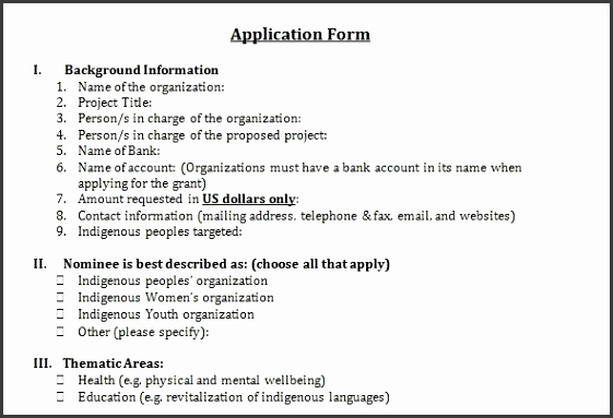 How to write Proposal for UN Trust Fund Small Grants Funds for NGOs