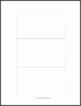 print 3x5 index cards