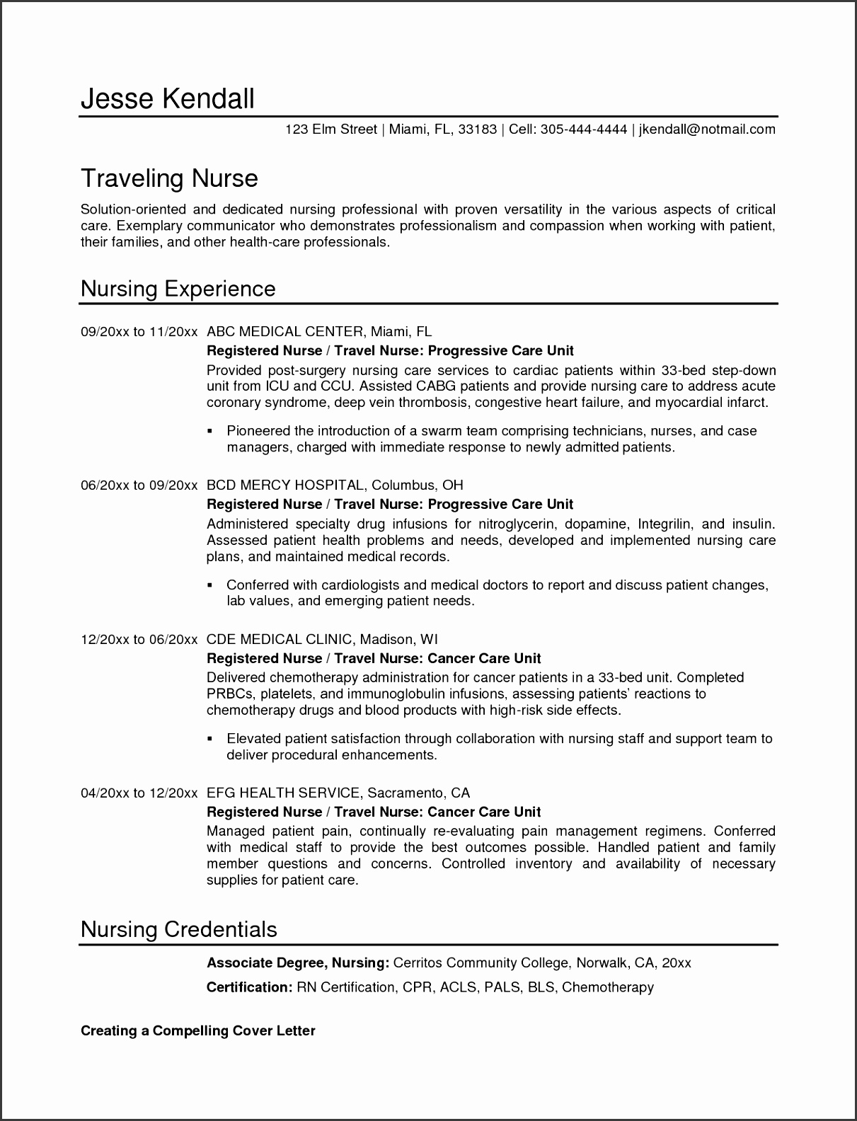 cover letter cover letter nursing resume samples new grad profile and for nurses gallery photosstudent nurse