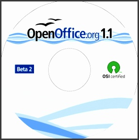 Version 1 1 CD Label