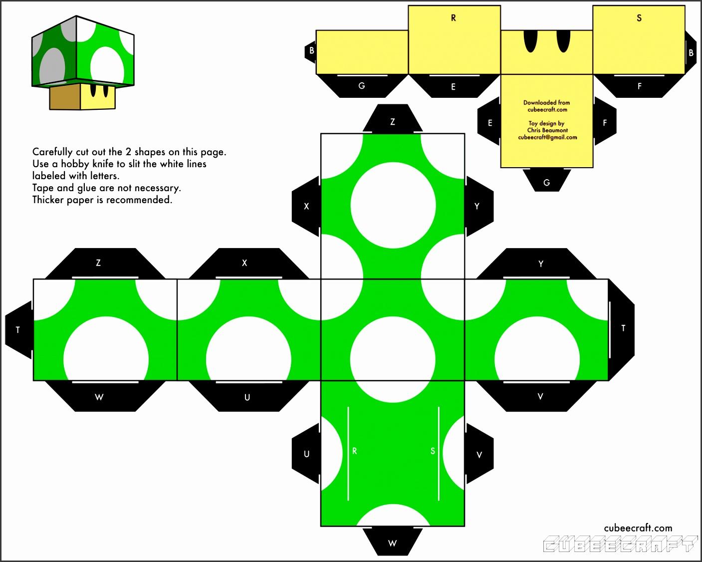 papercraft templates aJEGsiAh
