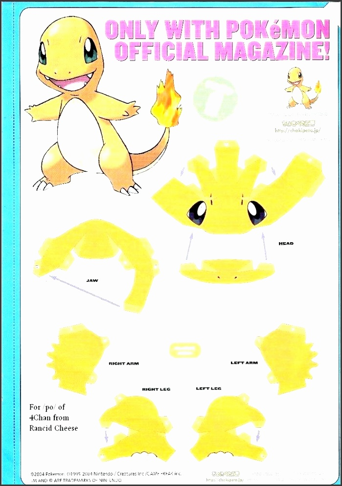 paper craft pokemon templates minecraft papercraft pokemon pikachu paper craft