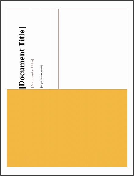 Report Academic design