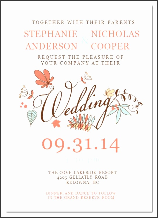 wedding invitation template for word inspirational ms word wedding invitation templates templates radiodigital co of wedding invitation template for word