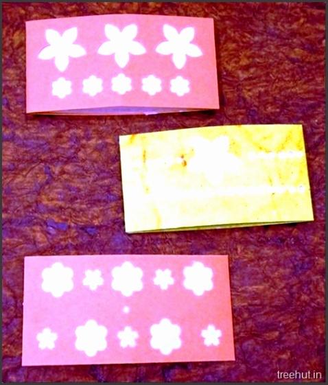 A beautiful set of DIY Diwali Paper Lantern Templates