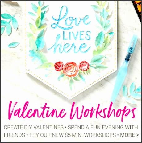 Sign Up for Valentine Workshops
