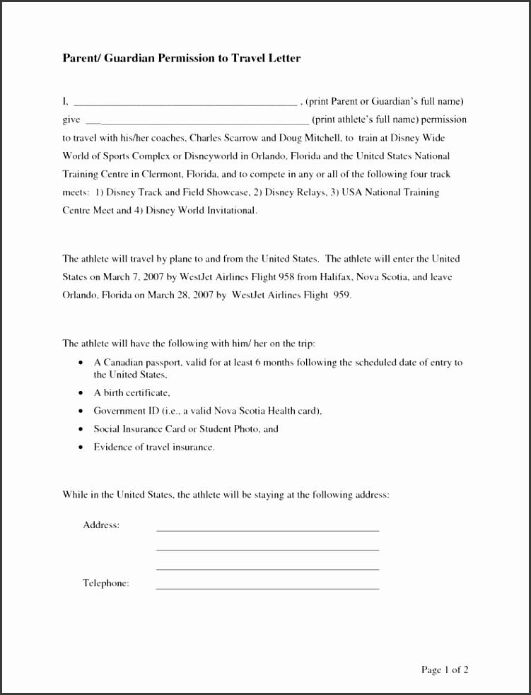Formatted Sample Letter