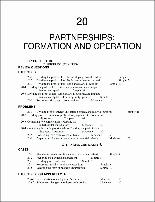 Free Silent Partner Agreement Template
