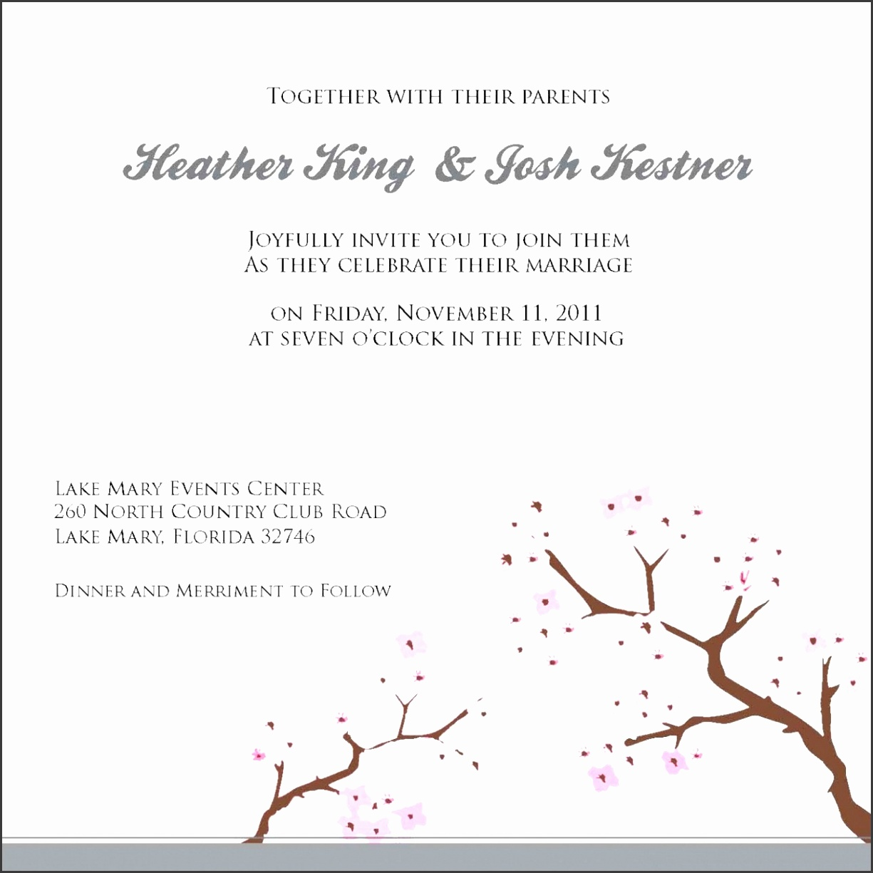 Wedding Invitations Templates Word – Party Invitations Ideas With Regard To Wedding Invitation Templates Word Tips