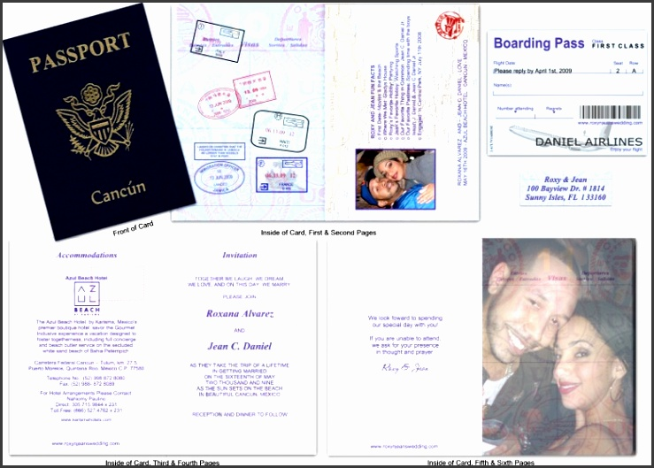 Passport 14 Destination Wedding Cancun 2