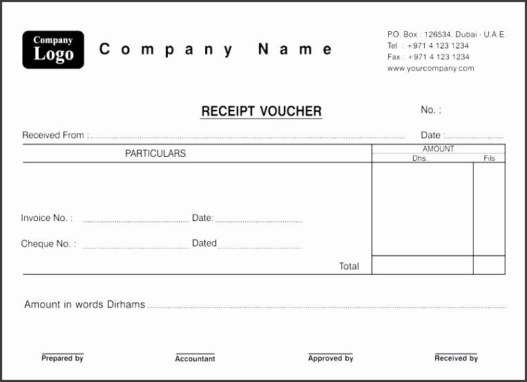 cheque payment receipt format receipt voucher advance cheque payment receipt format