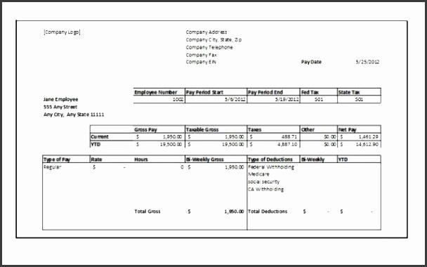 invoice templates employee pay stub paycheck stub template free blank paycheck pdf