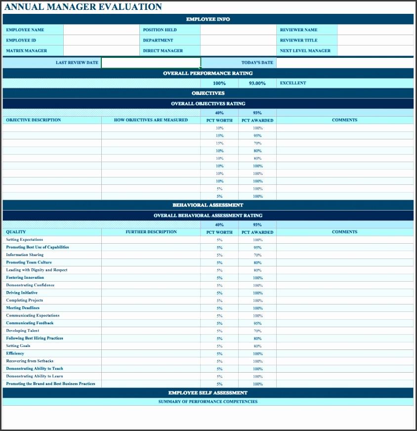 performance management templates - Vatoz.atozdevelopment.co