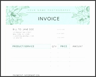 Invoice template graphy invoice Business invoice Receipt template for graphers graphy forms