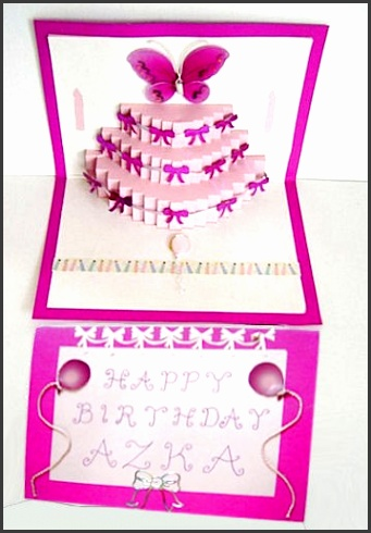5 Pop Up Birthday Card Templates Free Download ...