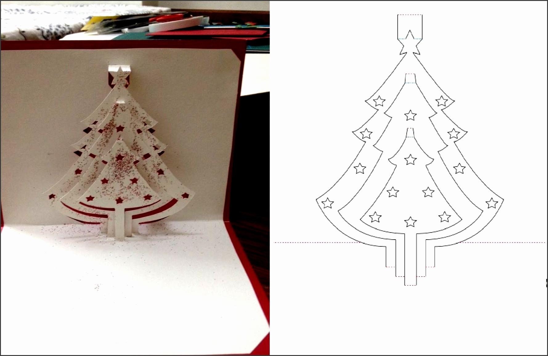 Pop Up Christmas Cards Templates – Christmas Lights Card And regarding Pop Up Christmas Card Templates
