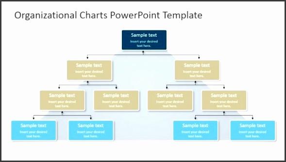 Powerpoint chart template screenshoot Powerpoint Chart Template 7124 02 Organizational Charts 13 Concept Excellent with medium