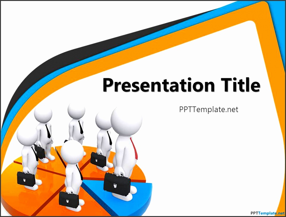 business ppt template 1