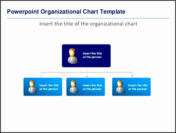12 1313 Powerpoint Organizational Chart Template