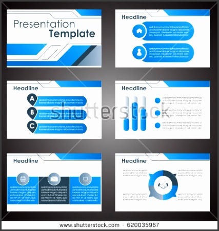 business presentation template set powerpoint template design backgrounds