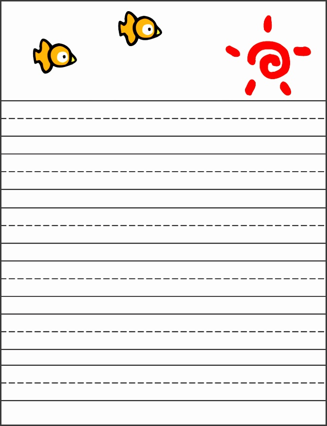 free printable stationery for kids free lined kids writing paper free lined printable paper