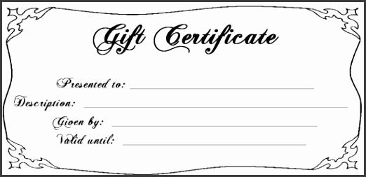 Free Gift Certificates Templates Free Gift Certificates Templates Printable Gift Voucher Template Printable