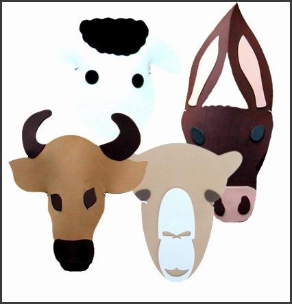Camels clipart mask 13