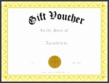 Free printable t vouchers Instant No registration required