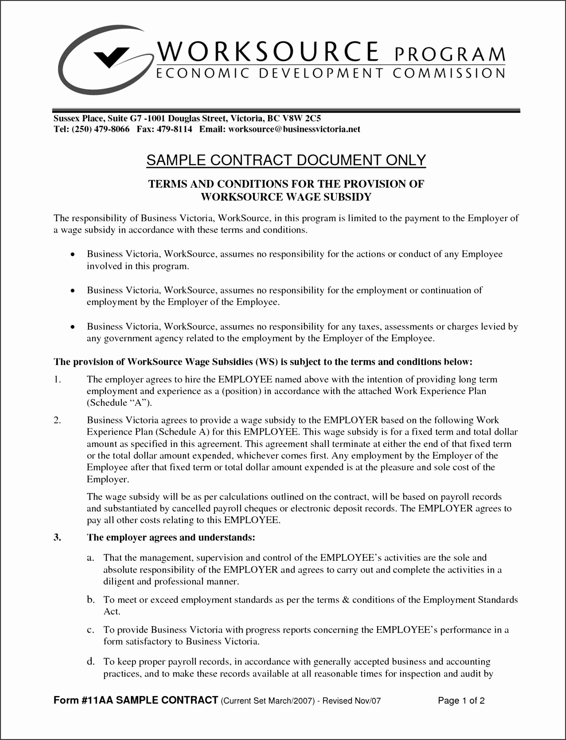 Professional Proposal Template Elegant Email Contract Template with Employment Proposal Templates