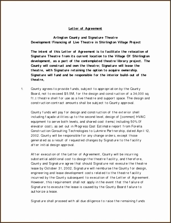 interior design letter of agreement template best resume collection