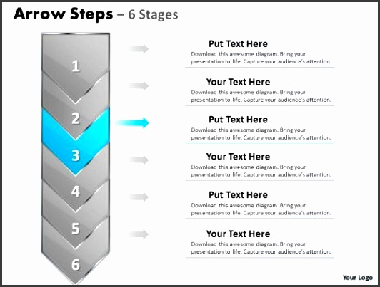 sales powerpoint template arrow 6 phase diagram project management 4 design 1 sales powerpoint template arrow 6 phase diagram project management 4 design 2